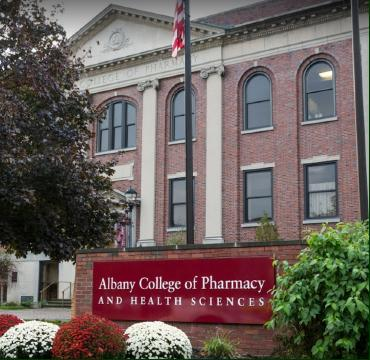 Albany College of Pharmacy and Health Sciences Campus Image